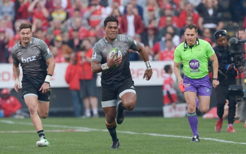 Crusaders al optulea titlu in Super Rugby